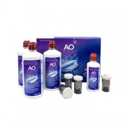 Aosept pack 3x360ml + 90ml
